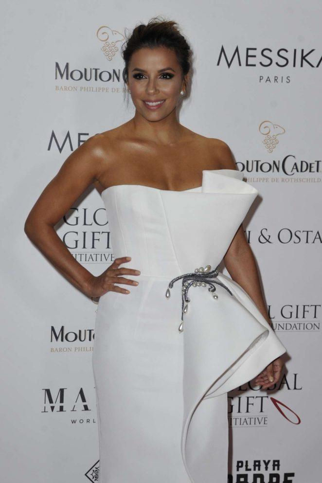 Eva Longoria - Global Gift Gala at 70th Cannes Film Festival in France