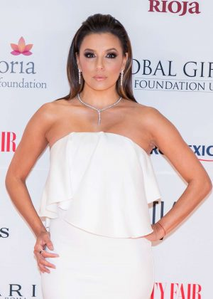 Eva Longoria - Global Gift Gala Mexico City in Mexico