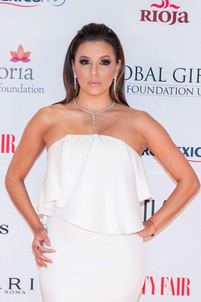 Eva Longoria - Global Gift Gala Mexico City in Mexico