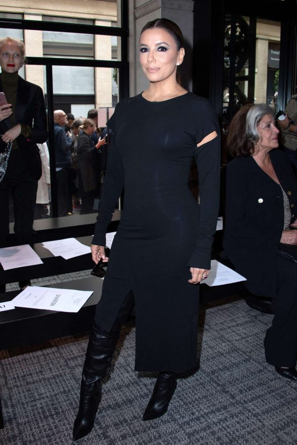 Eva Longoria - Guy Laroche Womenswear SSr 2020 Show at Paris Fashion Week