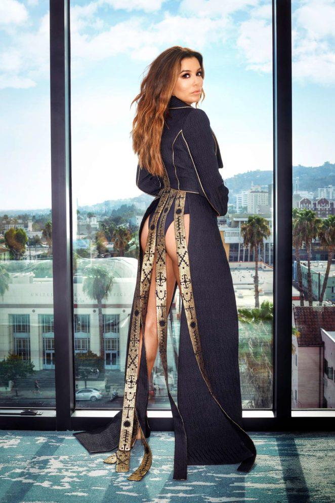 Eva Longoria – Haute Living Magazine (US issue September – October 2017)