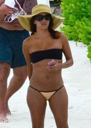 Eva Longoria in Bikini -01