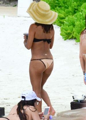 Eva Longoria in Bikini -02