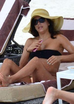 Eva Longoria in Bikini -03