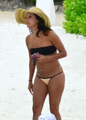 Eva Longoria in Bikini -04