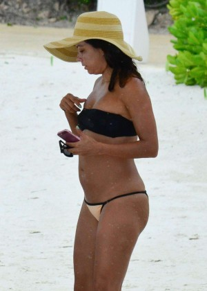 Eva Longoria in Bikini -07