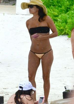 Eva Longoria in Bikini -09
