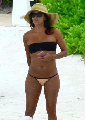 Eva Longoria in Bikini -12