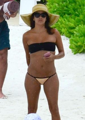 Eva Longoria in Bikini -15