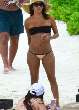 Eva Longoria in Bikini -17