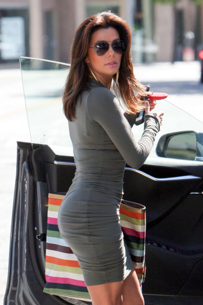 dress Eva longoria tight