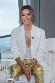 Eva Longoria - Kering Conference at Majestic Hotel in Cannes