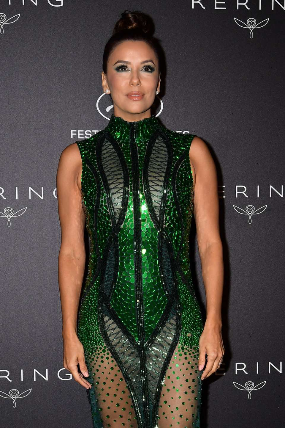 Eva Longoria - Kering Women in Motion Awards 2019 in Cannes