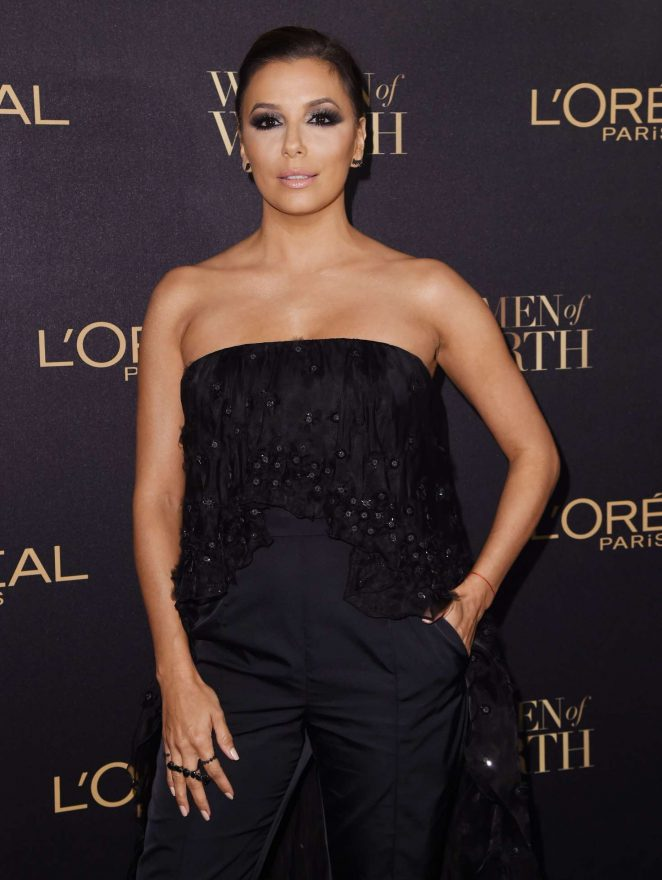 Eva Longoria - L'Oreal of Paris Women of Worth 2016 in New York