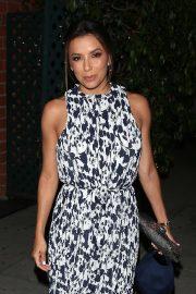 Eva Longoria - Leaving Mr. Chow Restaurant in Beverly Hills