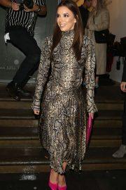 Eva Longoria - Leaving Victoria Beckham's Dover Street Store in Mayfair