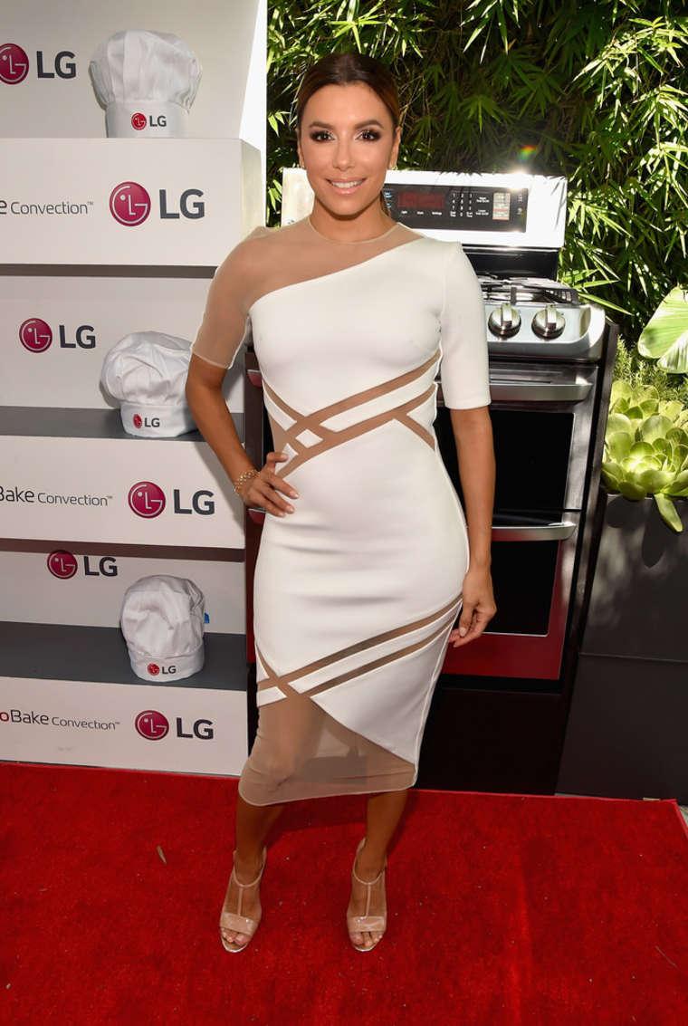 Eva Longoria 2015 : Eva Longoria: LG Electronics LG Fam To Table Series -08