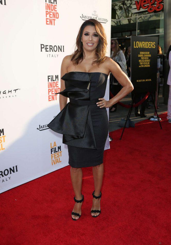 Eva Longoria: Lowriders Premiere at 2016 Los Angeles Film Festival -09