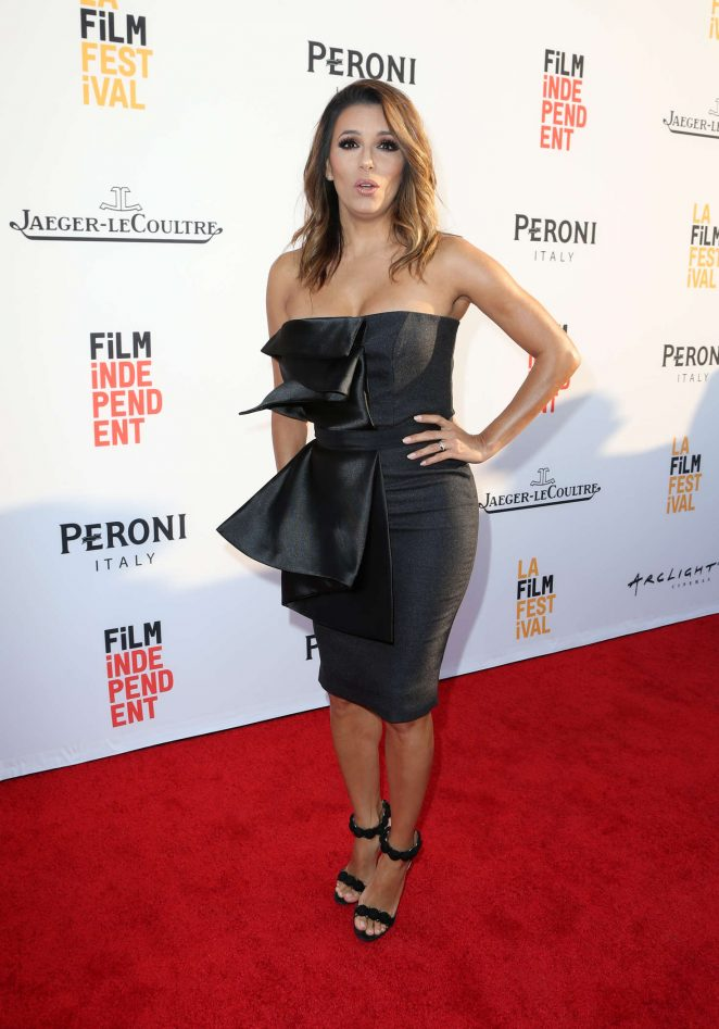 Eva Longoria: Lowriders Premiere at 2016 Los Angeles Film Festival -10