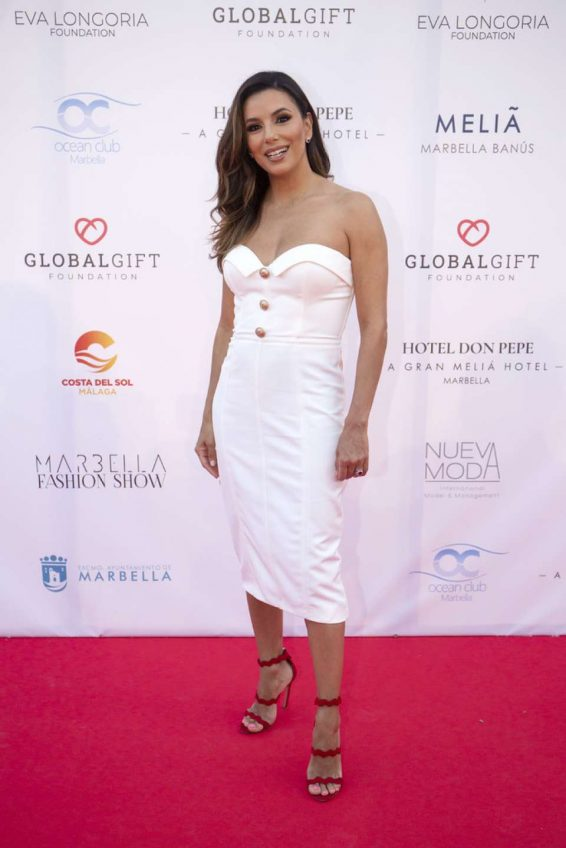 Eva Longoria 2019 : Eva Longoria – Marbella Fashion Show-04