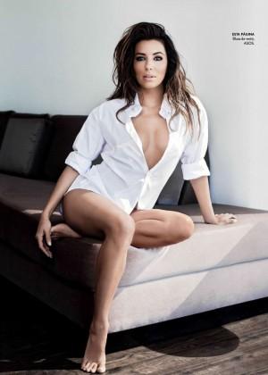 Eva Longoria – Maxim Mexico Magazine (January 2015)  Eva Longoria