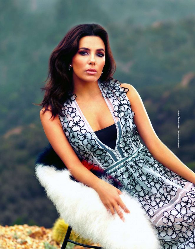 Eva Longoria - Natural Style Magazine (August 2018)