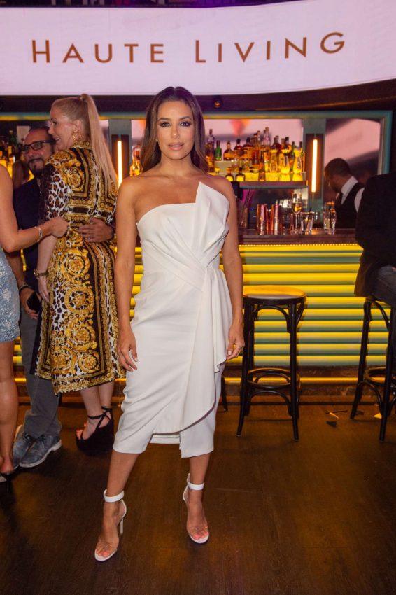Eva Longoria - Night Out in Miami
