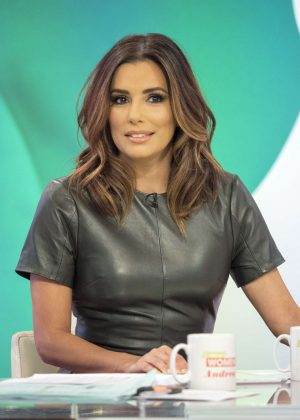 Eva Longoria on 'Loose Women' TV Show in London
