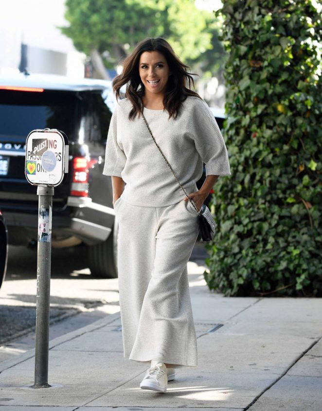 Eva Longoria - Out and about in Beverly Hills