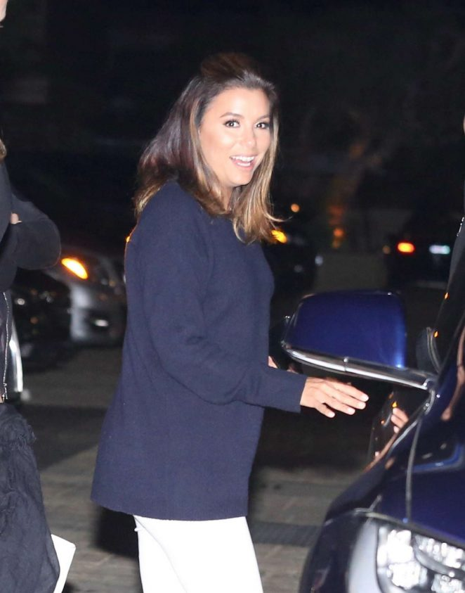 Eva Longoria out and about in Malibu