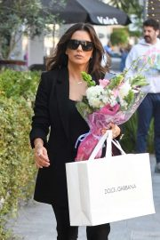 Eva Longoria - Out for shopping in Beverly Hills