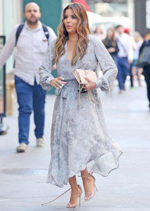 Eva Longoria - Out in New York City