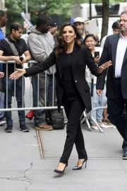 Eva Longoria - Outside 'Good Morning America' in New York