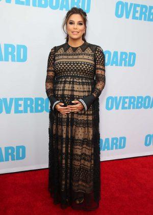 Eva Longoria - 'Overboard' Premiere in Los Angeles
