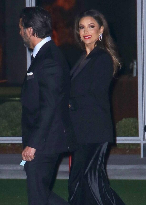 Eva Longoria - Seen at The Academy Museum of Motion Pictures in Los Angeles