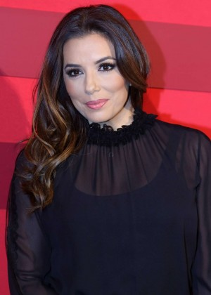 Eva Longoria – Shatzy Chen Fashion Show 2016 in Paris