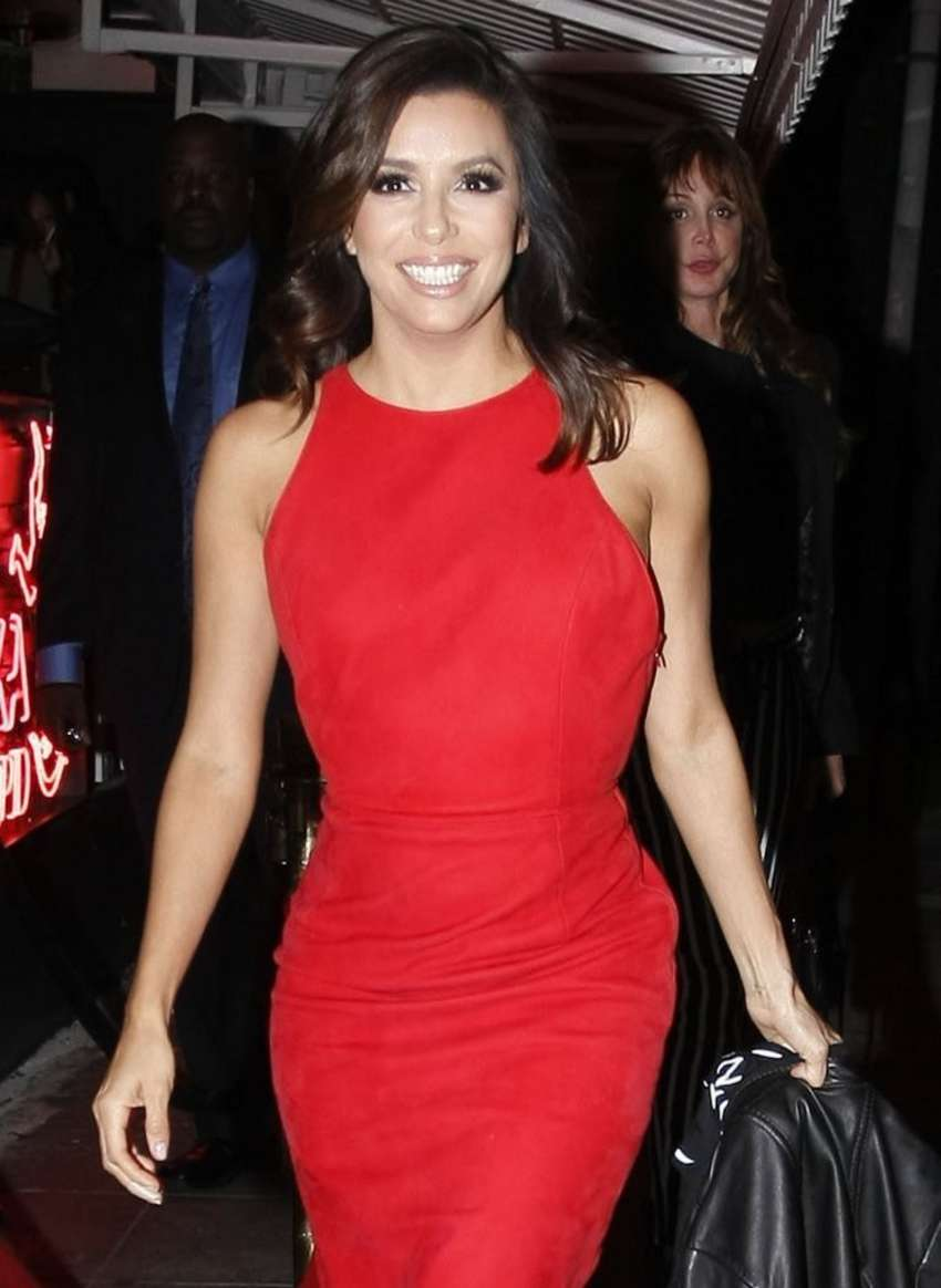 Eva Longoria - SVEDKA Vodka Stupid Cupid Soiree in West Hollywood
