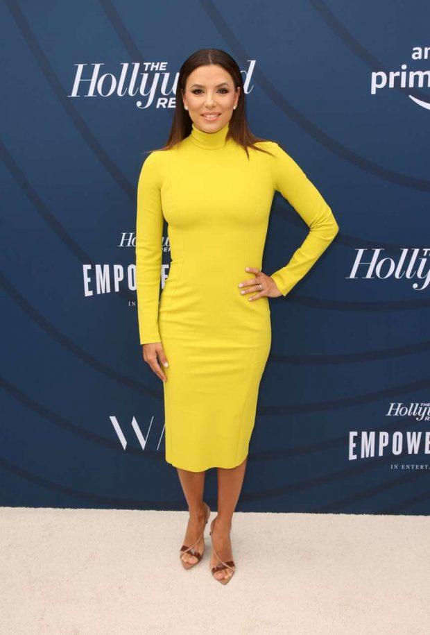 Eva Longoria: The Hollywood Reporters Empowerment In Entertainment Event 2019 -01