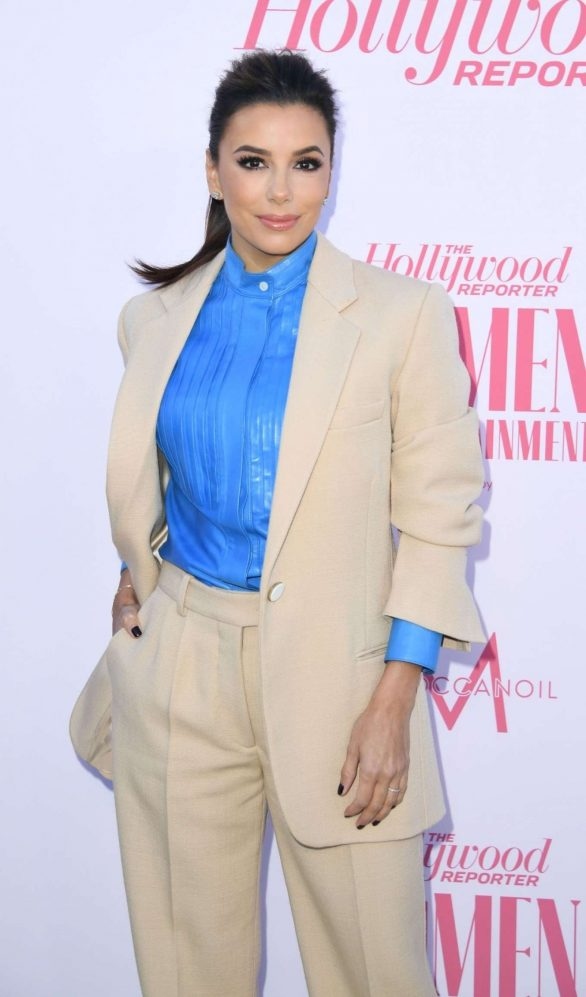 Eva Longoria - The Hollywood Reporter's Power 100 Women in Entertainment in Hollywood
