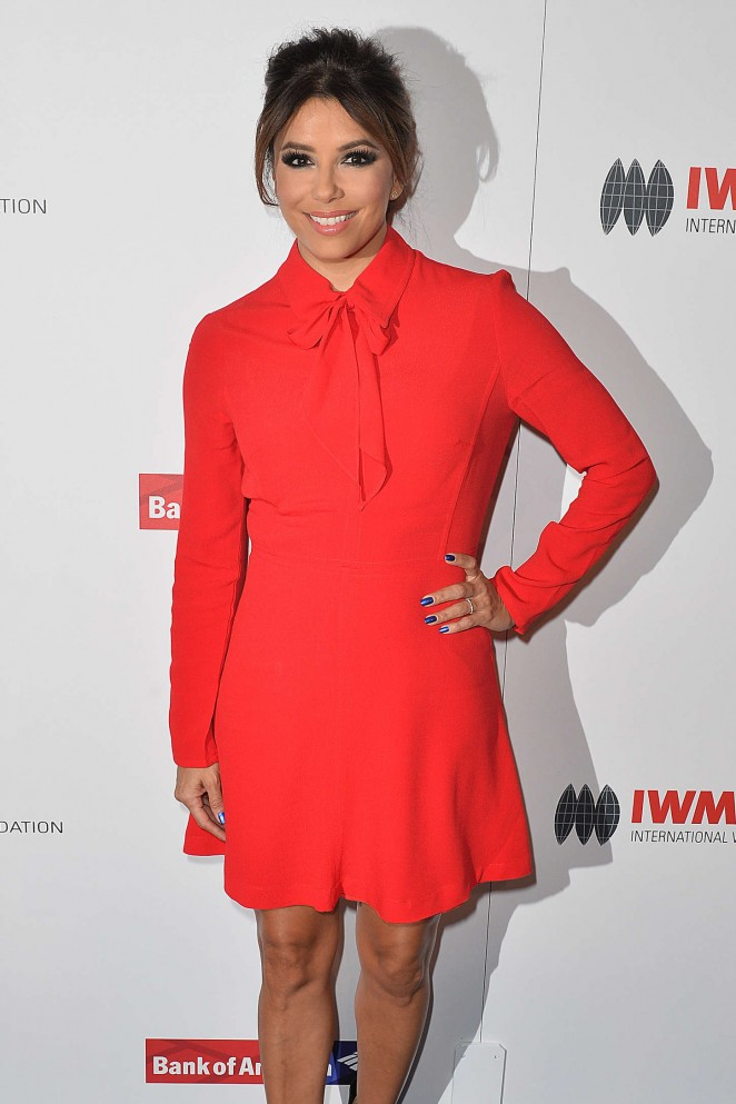 Eva Longoria – The International Womens Media Foundation Courage Awards in LA