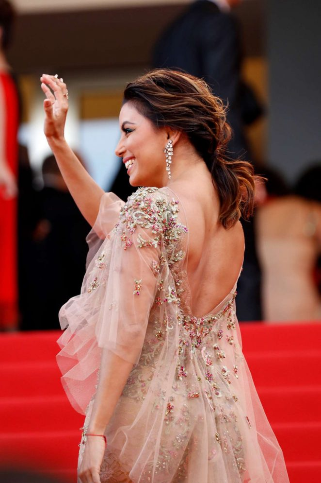 Eva Longoria: The Killing of a Sacred Deer Premiere at 70th Cannes Film Festival -03