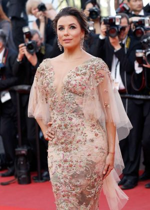 Eva Longoria - 'The Killing of a Sacred Deer' Premiere at 70th Cannes Film Festival