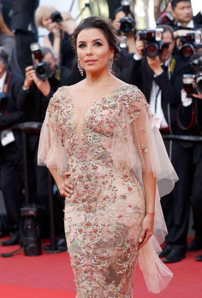 Eva Longoria - 'The Killing of a Sacred Deer' Premiere at 70th Cannes Film Festival