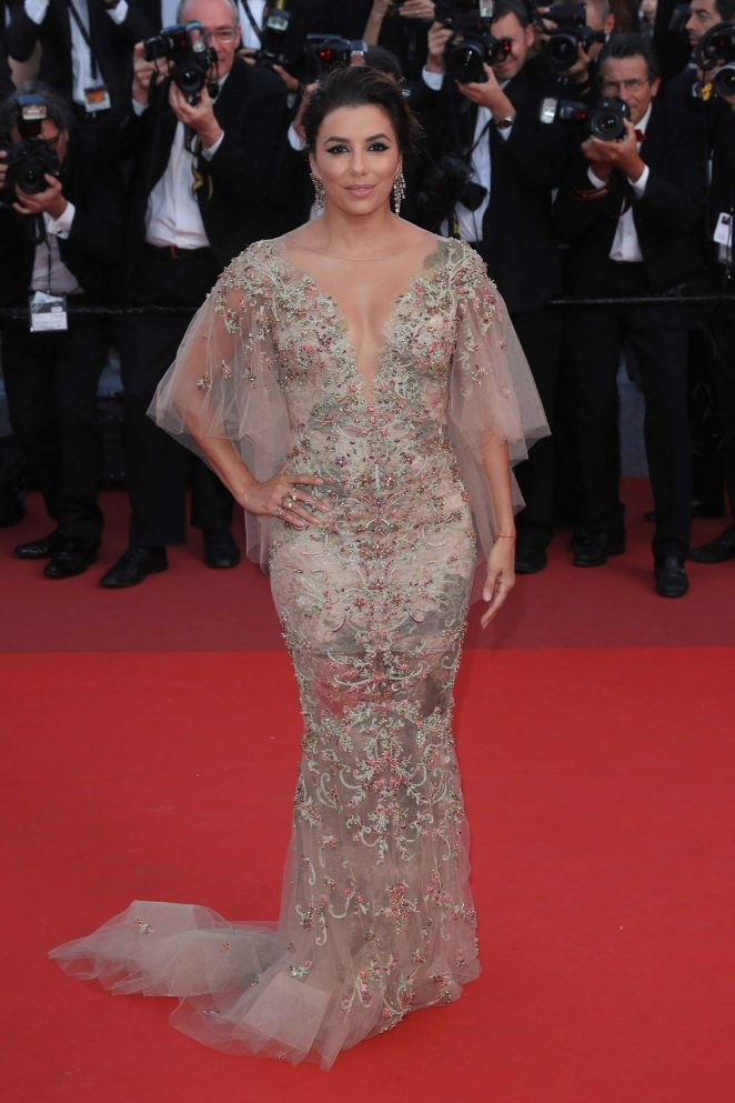 Eva Longoria: The Killing of a Sacred Deer Premiere at 70th Cannes Film Festival -05