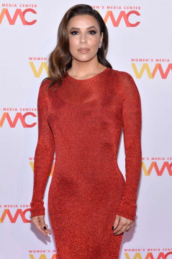 Eva Longoria - Women's Media Awards 2019 in New York