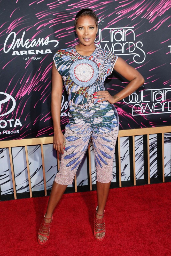 Eva Marcille - 2015 Soul Train Music Awards in Las Vegas
