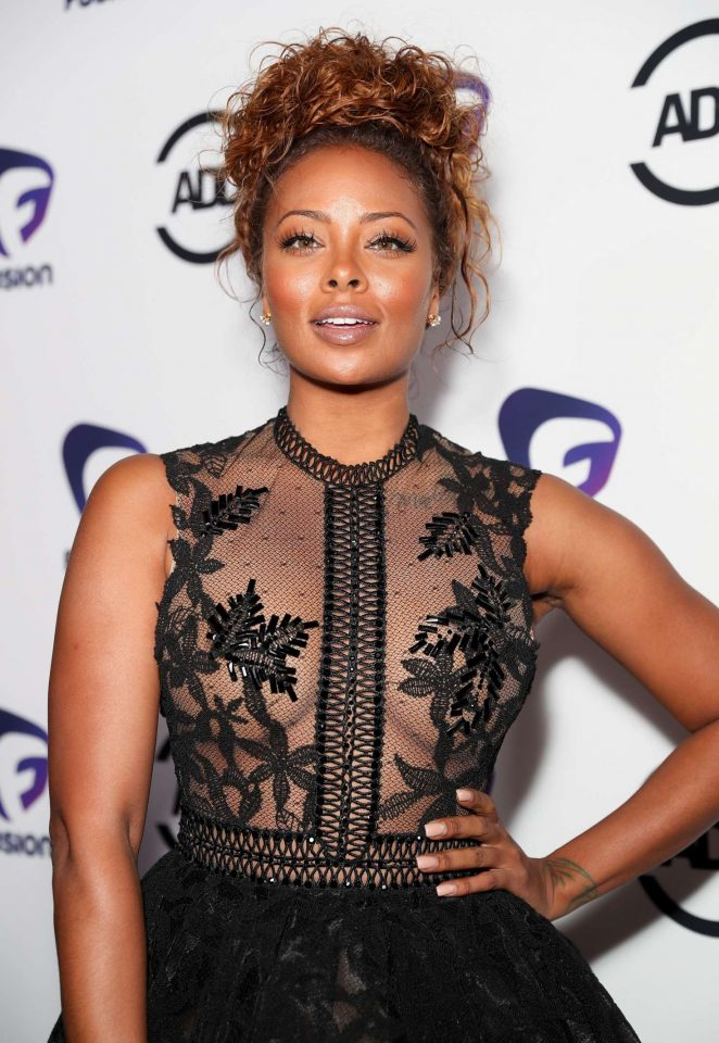 Eva Marcille: All Def Movie Awards 2017 -02
