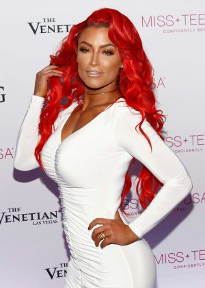 Eva Marie - 2016 Miss Teen USA Competition in Las Vegas adds