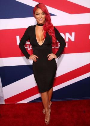 Eva Marie - 'London Has Fallen' Premiere in Los Angeles