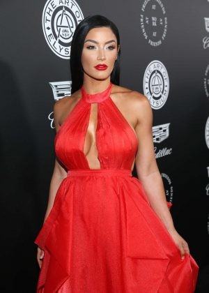 Eva Marie - The Art of Elysium 11th Annual HEAVEN Gala in LA